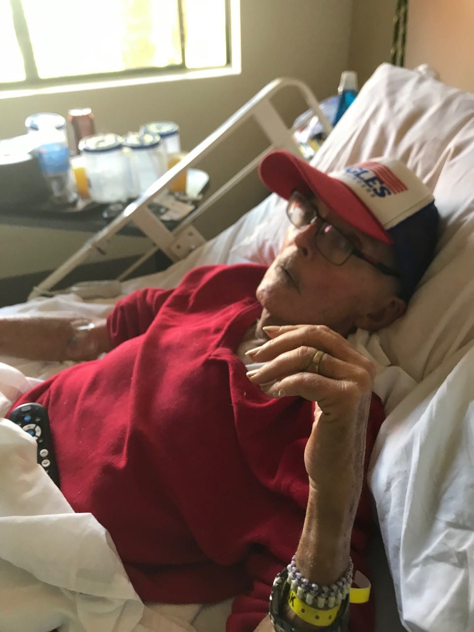 An Update on our Friend, Les