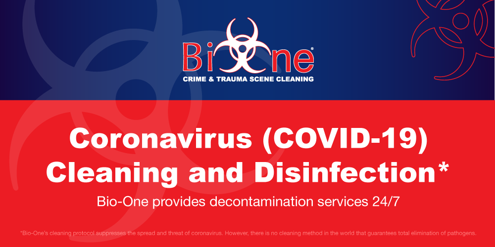 Corona Virus Decontamination: When to Call an Expert
