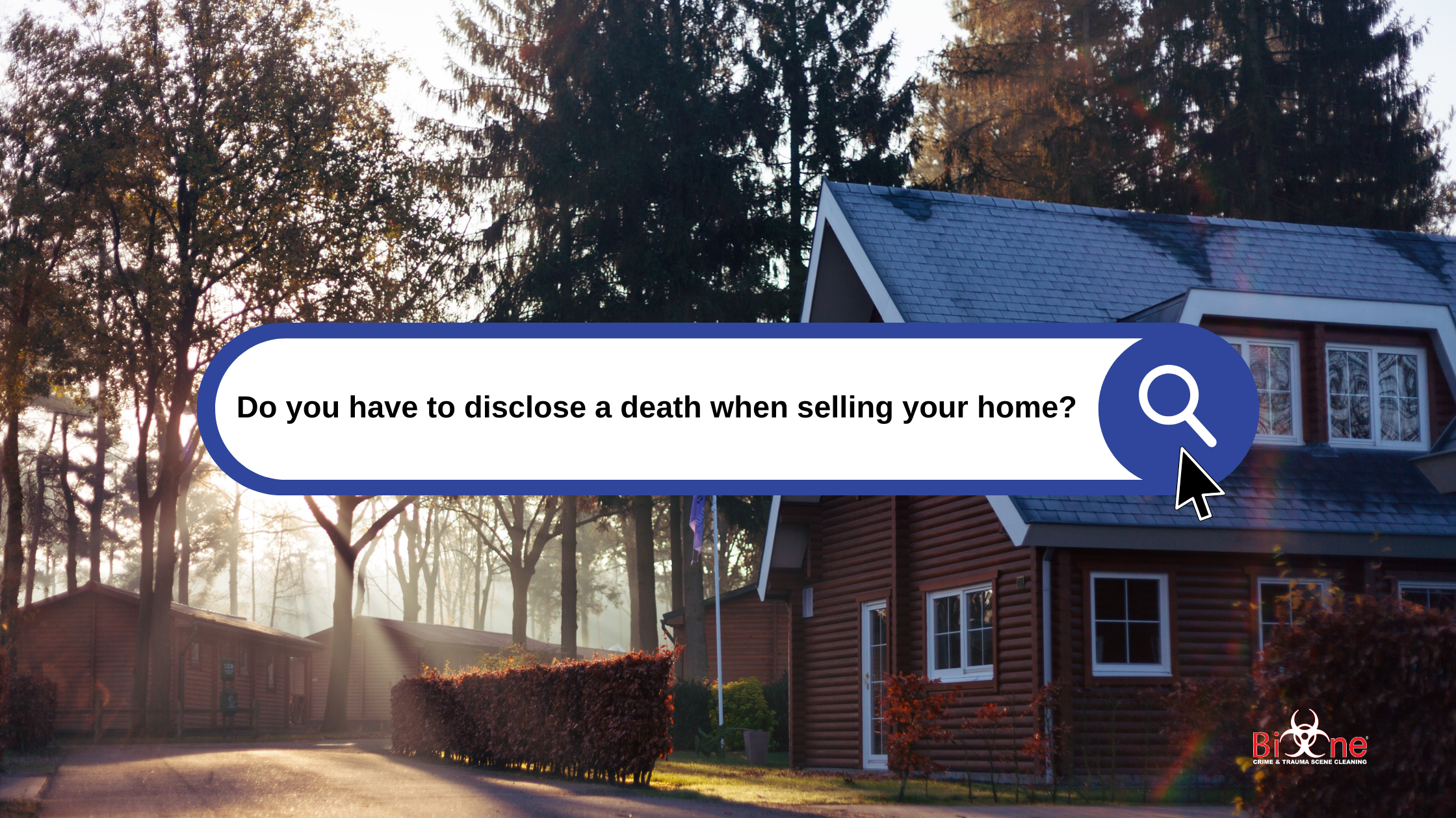 Do you Have to Disclose a Death When Selling Your Home in California?