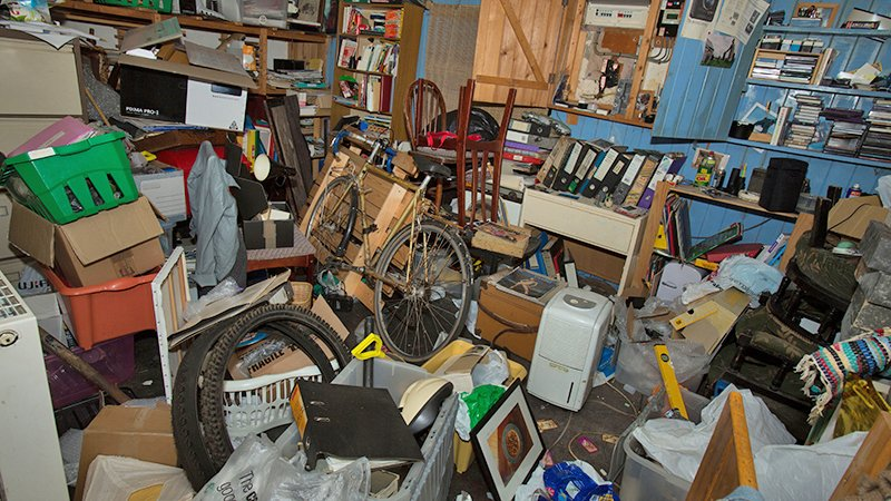 Hoarding: Risks and Warning Signs