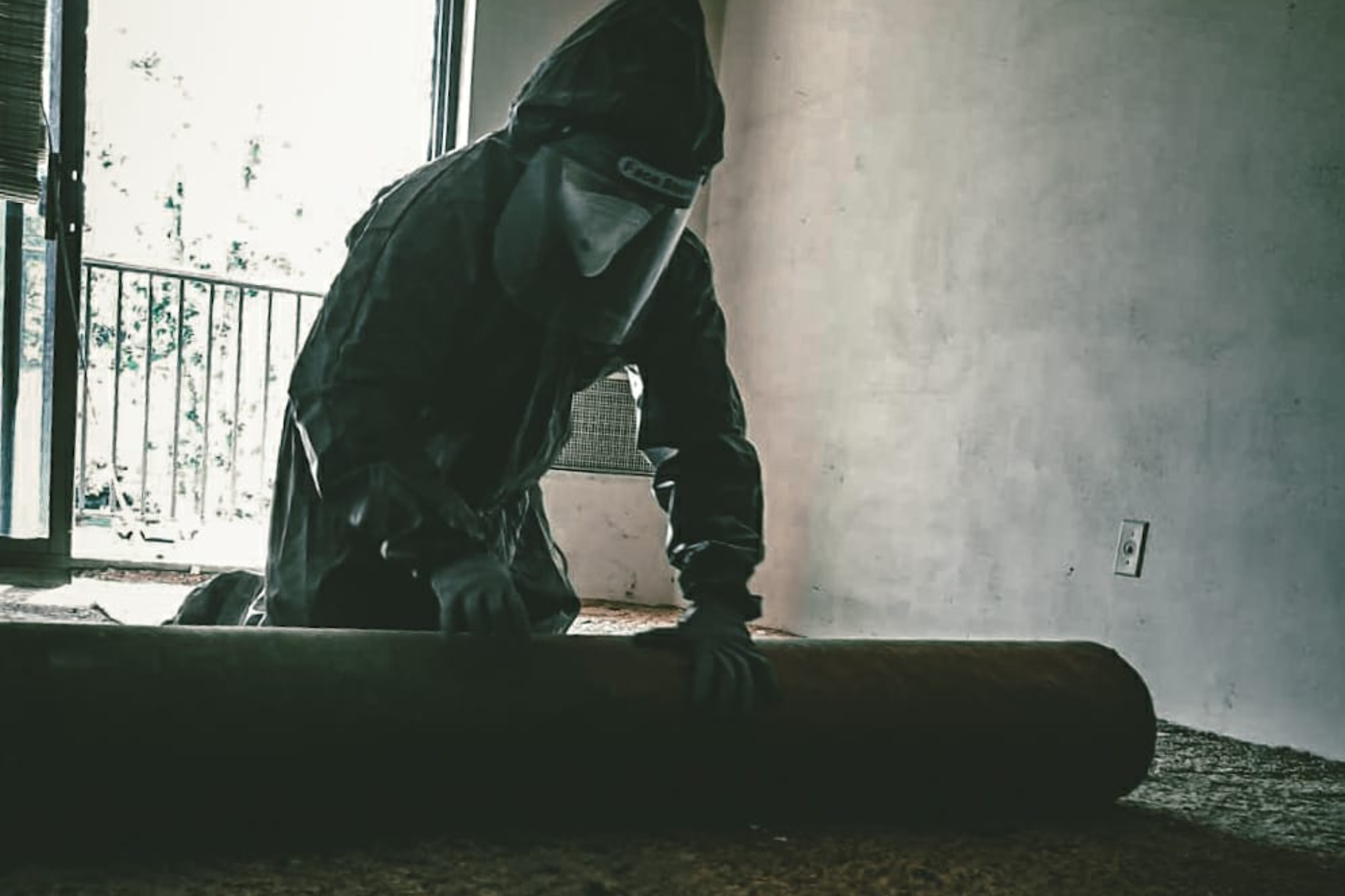 WHO CLEANS UP CRIME SCENES IN SAN DIEGO?